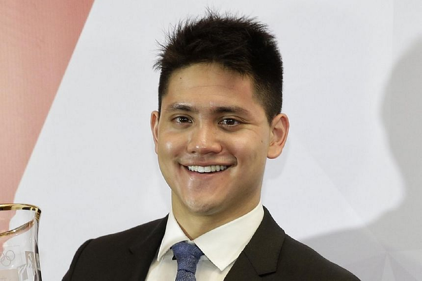 As a Canon brand ambassador, Joseph Schooling will front the company's marketing campaigns across print and digital platforms, some alongside his parents, Colin and May.