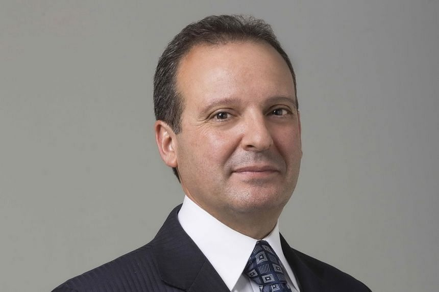 Incoming CEO Peter Kaliaropoulos, who built a reputation as a turnaround executive, takes over on July 9.