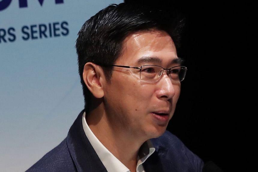 MR LEE JUI SIANG