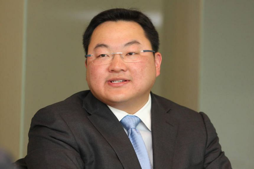 Malaysian millionaire Jho Low, whose full name is Low Taek Jho, in a file photo.