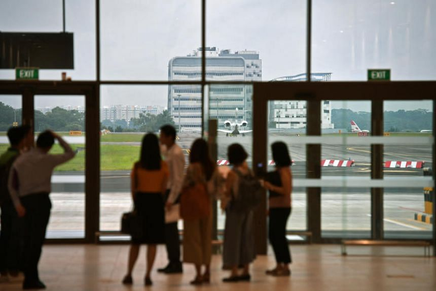 In December, a new passenger terminal will open at Seletar Airport to replace an existing pre-World War II facility.