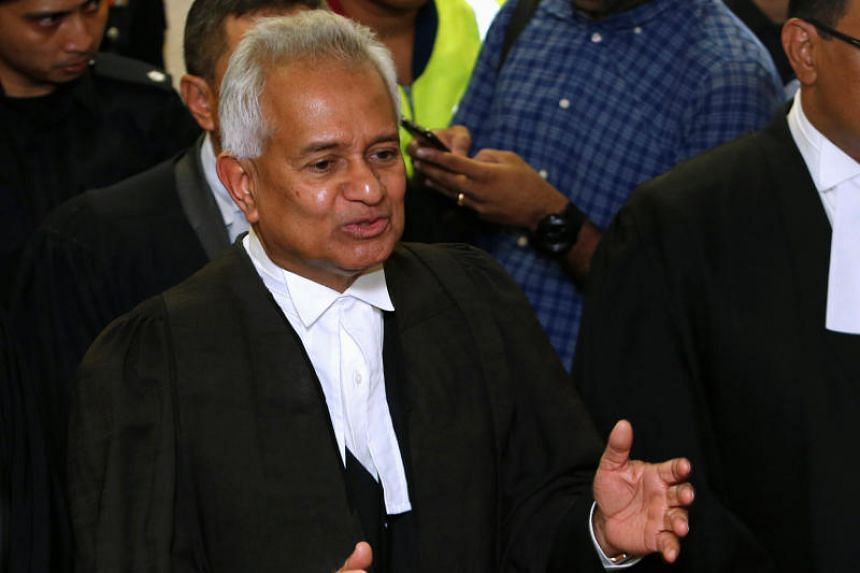 Attorney-General Tommy Thomas had been criticised for supposedly having a weak command of Bahasa Malaysia.
