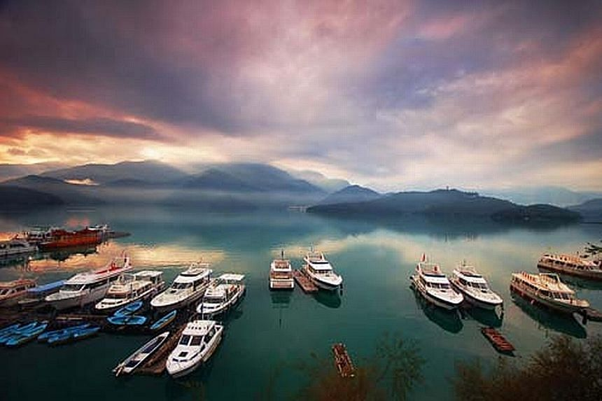 Mainland visitors who used to flock to Sun Moon Lake in Taiwan's Nantou county are giving it a miss since the election of Ms Tsai Ing-wen as President in 2016.