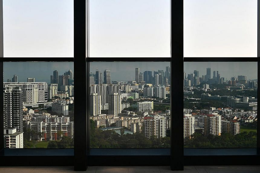 The property market has seen a resurgence in prices and transactions over the past year, Monetary Authority of Singapore managing director Ravi Menon noted yesterday. He said a property market recovery needs to be in line with economic fundamentals,