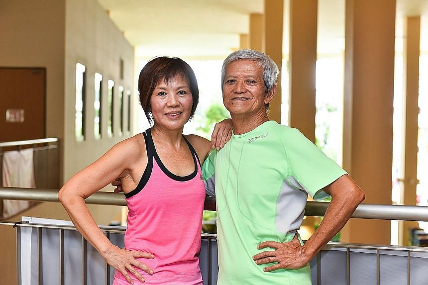 Madam Chew Poh Geok and her husband Tan Kah Tee, who are ElderShield policyholders, said they will consider joining CareShield Life if they can afford it. Unlike ElderShield, CareShield Life will provide lifetime payouts, starting at $600 in 2020, bu