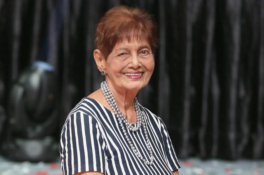 Madam Mary Klass, 83, will face the crowds in the form of a short film during this year's National Day Parade at The Float @ Marina Bay.