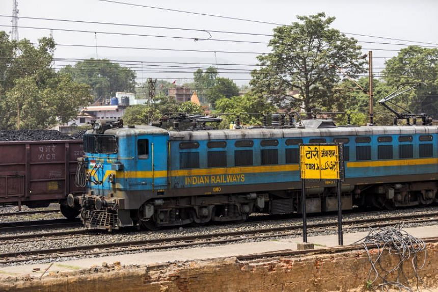 """Indian Railways is trying to convince commuters its food is safe after the government's corruption watchdog labelled the state train provider's food """"unfit for human consumption""""."""