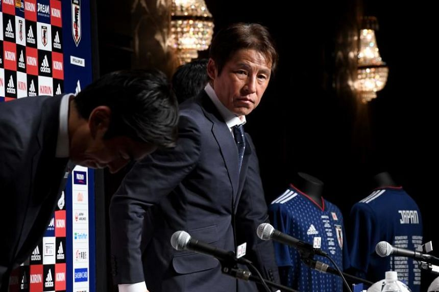 Under Akira Nishino's reins, the Samurai Blue reached the World Cup round of 16 for the first time since the 2010 tournament.