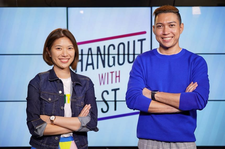 Join Alyssa Woo and Hairianto Diman as they talk about the hottest topics this week. Clothes by H&M. Make-up by Urban Decay.