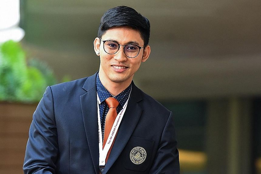 Lecturer Tanonrat Naktang, the adviser to the Thai team, hopes his students will deepen their understanding of Asean's challenges.