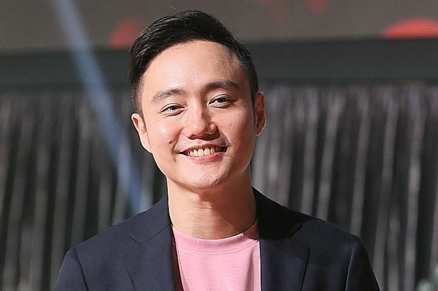 The 34-year-old Mr Boo Junfeng is the youngest creative director for the National Day Parade and the first full-time film-maker to take on the role.