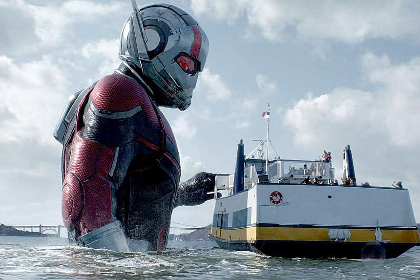 Ant-man and The Wasp (PG)