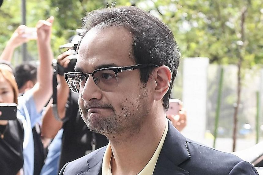 Mr Riza Aziz is believed to have been questioned on the alleged use of funds misappropriated from state fund 1MDB to finance several Hollywood films.