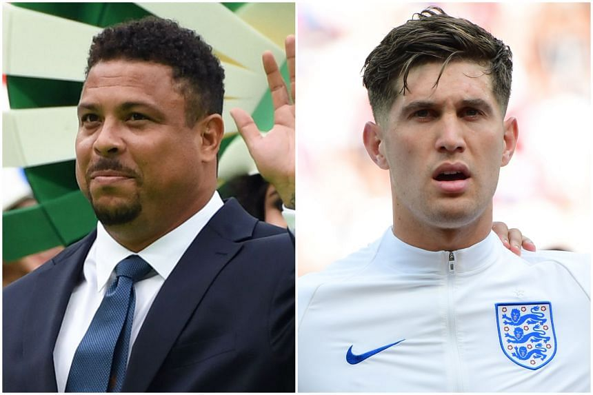 Players from Brazil legend Ronaldo (left) to England's John Stones said they were closely following attempts to rescue the team, whose ordeal coincides with the World Cup in Russia.