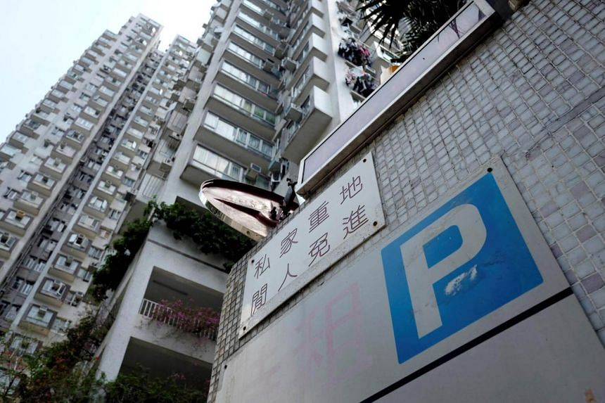 The average parking space now goes for about HK$2.25 million, a more than sixfold increase since 2006.