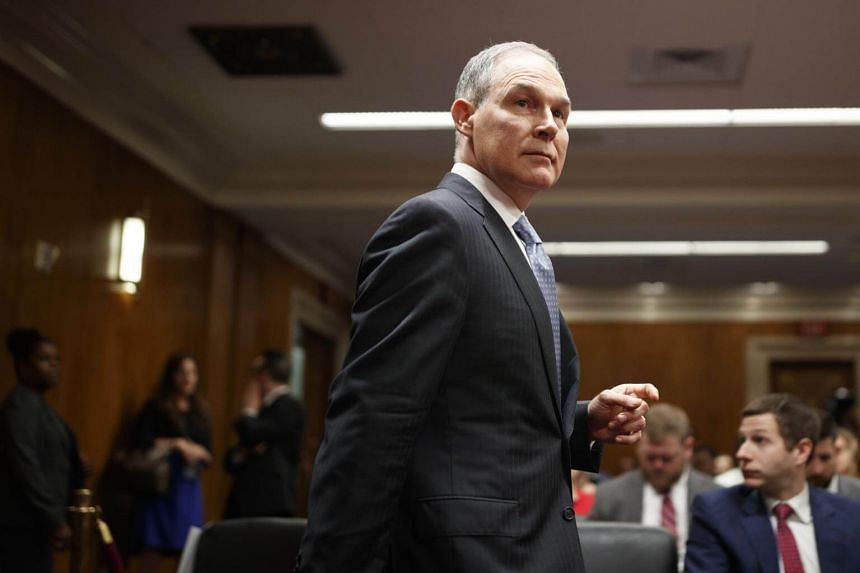 Scott Pruitt, the Environmental Protection Agency's administrator, is the latest addition to a running list of top officials to depart the Trump administration.