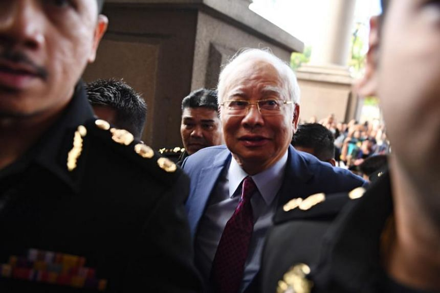 In a legal counterattack, former Malaysian prime minister Najib Razak is suing three top officials involved in the investigation into 1MDB.