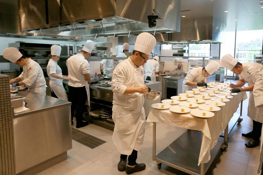 This year, the team will be boosted by Nanyang Polytechnic (NYP)'s Asian Culinary Institute (ACI) partnership with the Singapore Chefs' Association to train the defending champions.