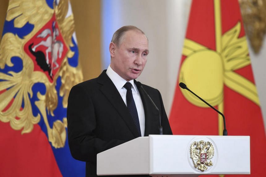 Russian President Vladimir Putin has agreed in principle to US and Israeli demands that Iranian-backed forces in southern Syria be kept away from Israel's border, replaced with troops loyal to the government in Damascus.