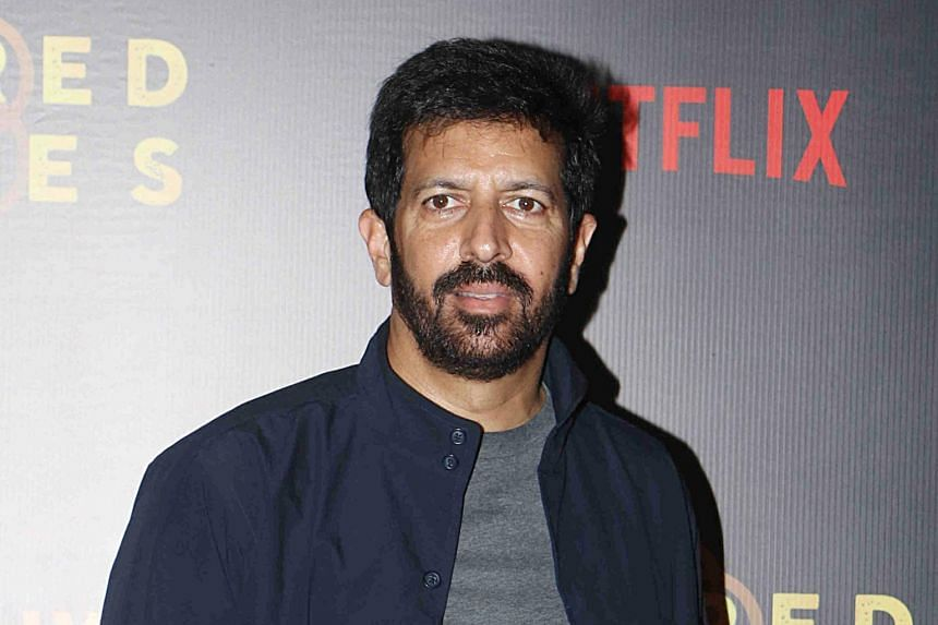 Indian Bollywood film director and producer Kabir Khan attending the screening of Netflix's Sacred Games in Mumbai, on June 28, 2018.