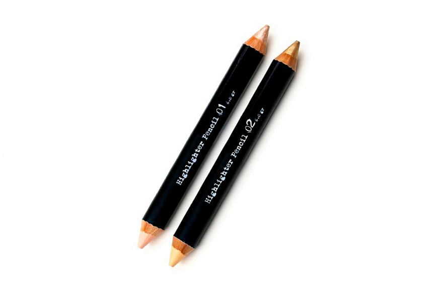 The BrowGal Highlighter Pencils