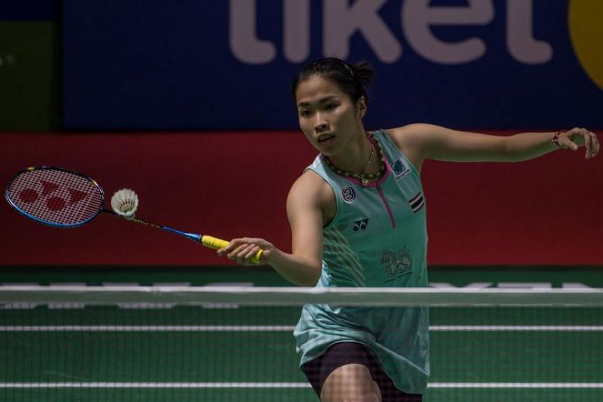 Thai shuttler Ratchanok Intanon is entered in the upcoming Thailand Open, before coming here for the July 17-22 Singapore Open, where she is the women's singles top seed.