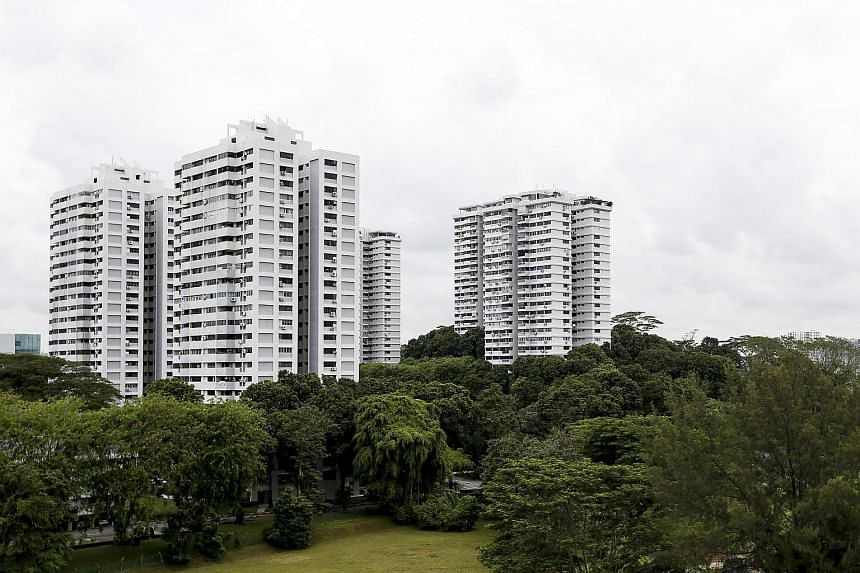 """Analysts said """"megasites"""" such as Braddell View (above), Mandarin Gardens and Laguna Park face an even greater challenge in luring developers, what with the higher land acquisition costs."""