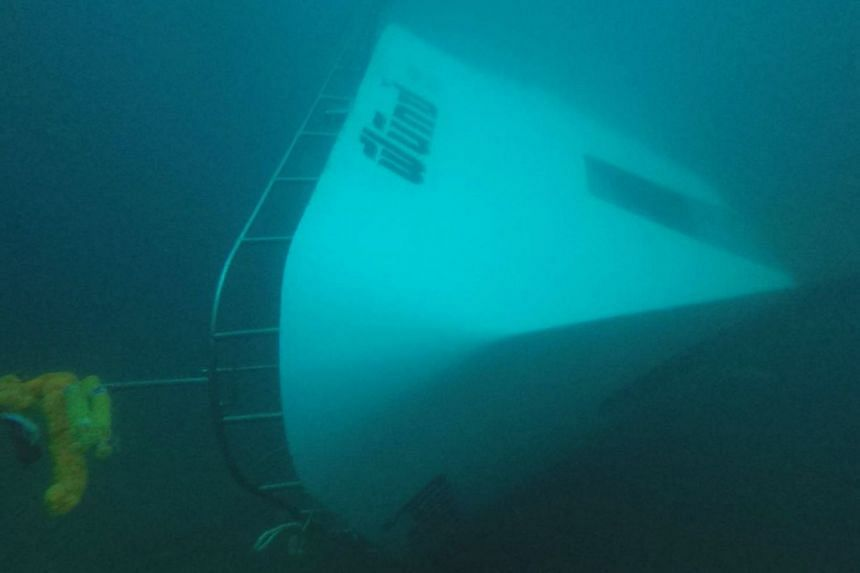 """The Thai navy said divers had spotted """"quite a few bodies"""" in the sunken vessel."""