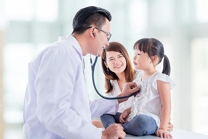 Do not be afraid to ask the paediatrician questions.