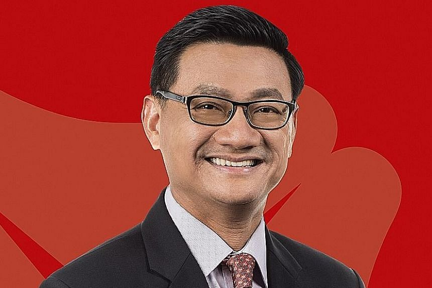 MR HOU WEY FOOK, CHIEF INVESTMENT OFFICER AT DBS BANK
