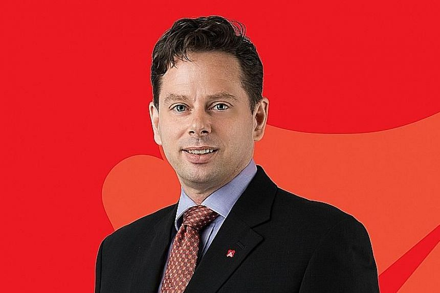 MR PIERRE DEGAGNE, HEAD OF FUND SELECTION AT DBS BANK