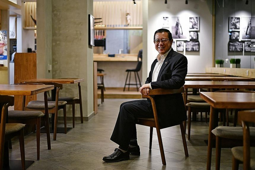 Finance Minister Lim Guan Eng served 10 years as chief minister of Penang and is credited for rebuilding the state's finances and making it one of the largest contributors to the country's economy. He is also only the third ethnic Chinese to helm Mal