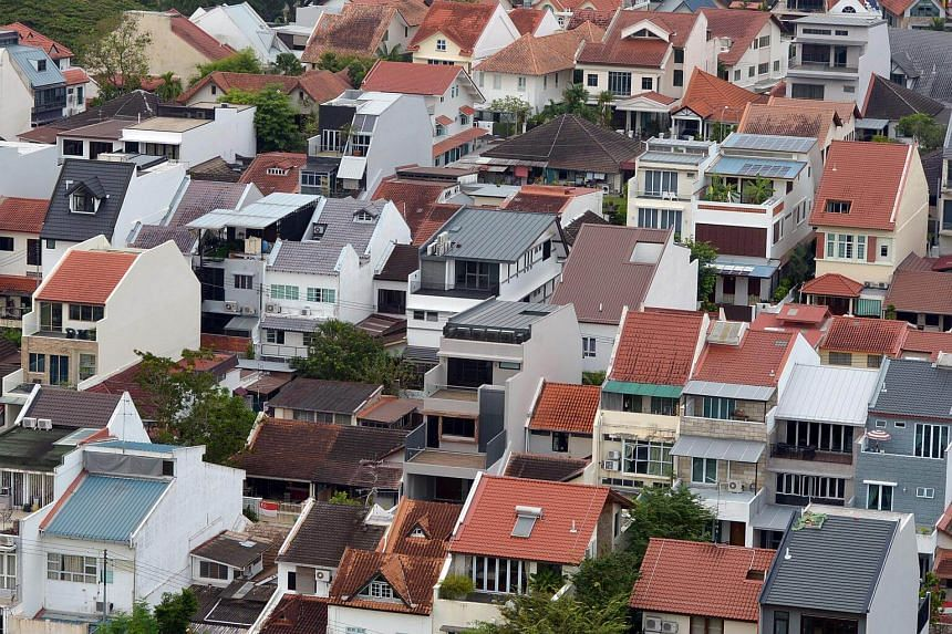 Private property home prices have risen only 9.1 per cent over four quarters since the start of the recovery in the third quarter of last year.