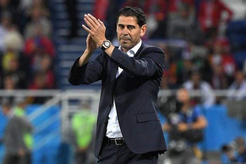 Under Fernando Hierro, who had little previous coaching experience, 2010 winners Spain lost on penalties to host nation Russia in the last 16.
