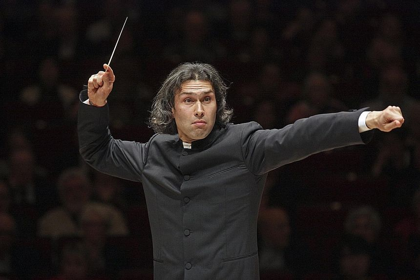 Conductor Vladimir Jurowski says it was only recently that he started feeling lonely without his own theatrical home.