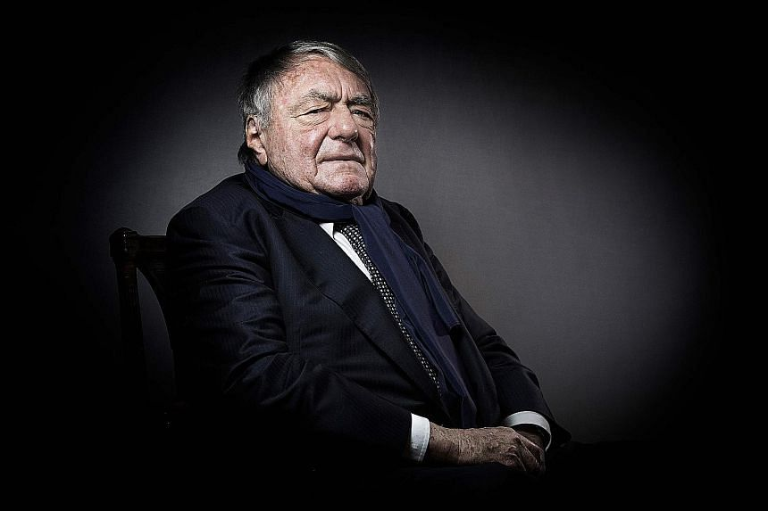 French film-maker and writer Claude Lanzmann's Shoah is widely considered the most haunting film made about the murder of six million Jews during World War II.