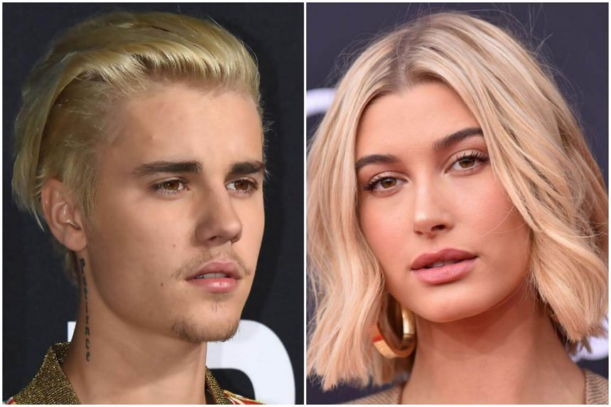 Justin Bieber popped the question in front of all present at a restaurant at a Bahamas resort.