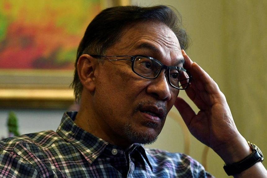 Parti Keadilan Rakyat adviser Anwar Ibrahim will proceed with surgery on his right shoulder after a spinal surgery was done on him, on July 8, 2018.