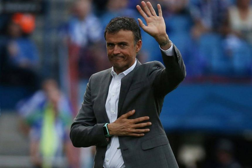 Former Barcelona coach Luis Enrique was chosen as the successor to Julen Lopetegui, who was sacked the day before the World Cup.