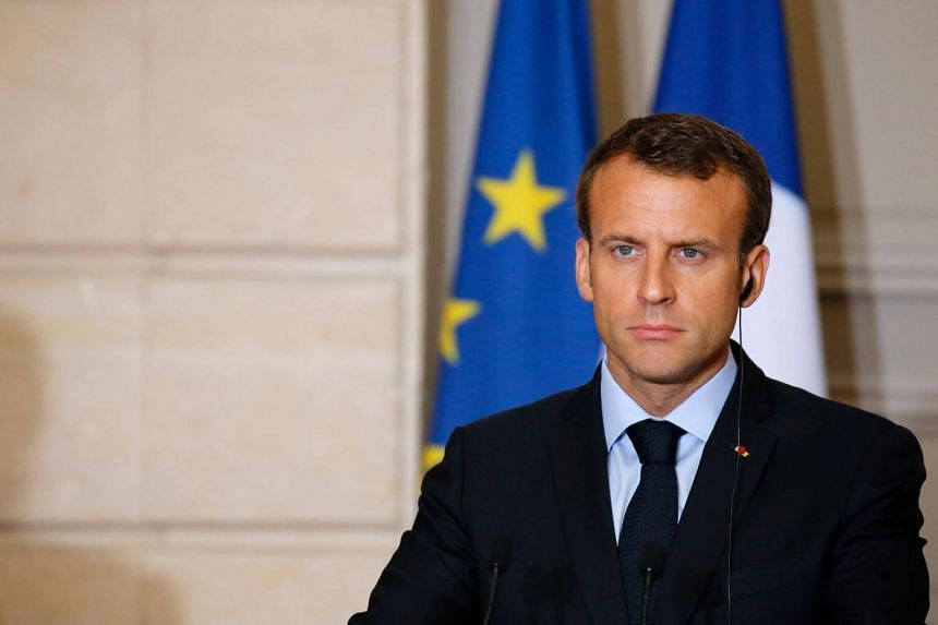 French President Emmanuel Macron's office has given little indication of specific issues that will be covered during his hour-long speech.