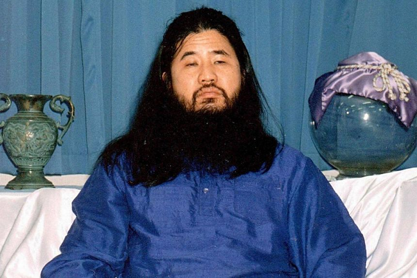 Shoko Asahara was executed with six of his followers on July 6, 2018.