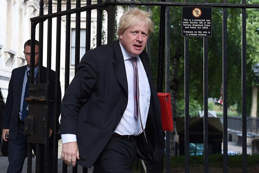 British Foreign Secretary Boris Johnson quit just hours after Brexit minister David Davis did the same in protest at Prime Minister Theresa May's plans.