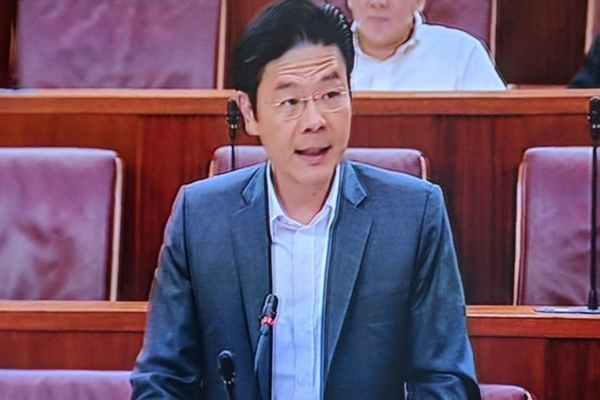 National Development Minister Lawrence Wong provided assurance that the overall impetus and vision of the Jurong Lake District remain unchanged.