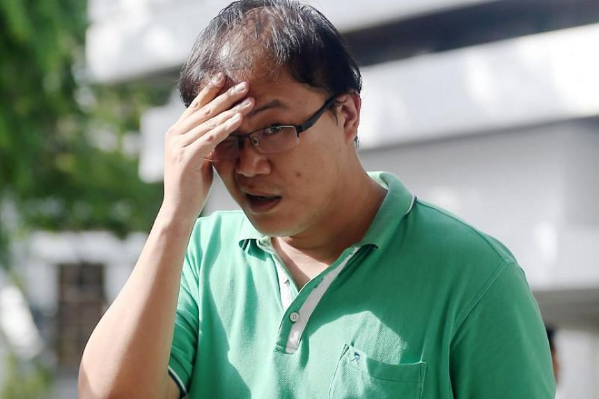 Lim Chee Keong met the girl on a website offering commercial sex but never paid her a cent, and went on to have unprotected sex with her despite knowing she was underage.