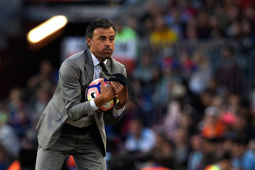 Luis Enrique has spent the past year on sabbatical since leaving the Nou Camp in May 2017.