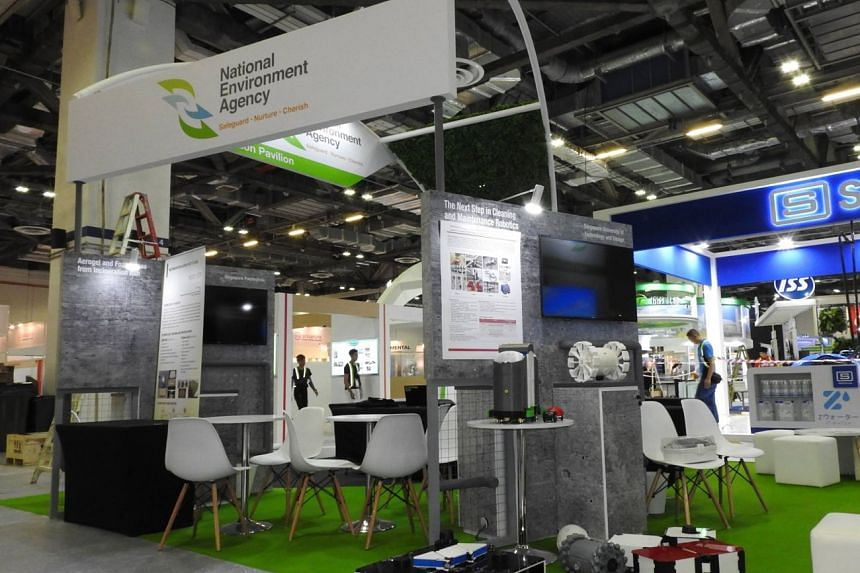 The 11 organisations joined the Innovating and Curating Better Automation and Technologies for Environmental Services (Incubate) partnership at the CleanEnviro Summit Singapore 2018.