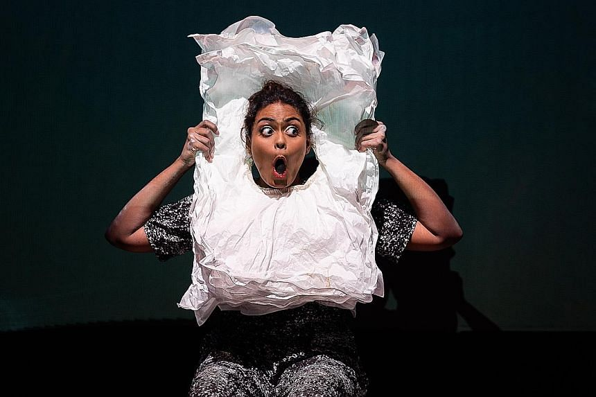 Rebekah Sangeetha Dorai in Building A Character.