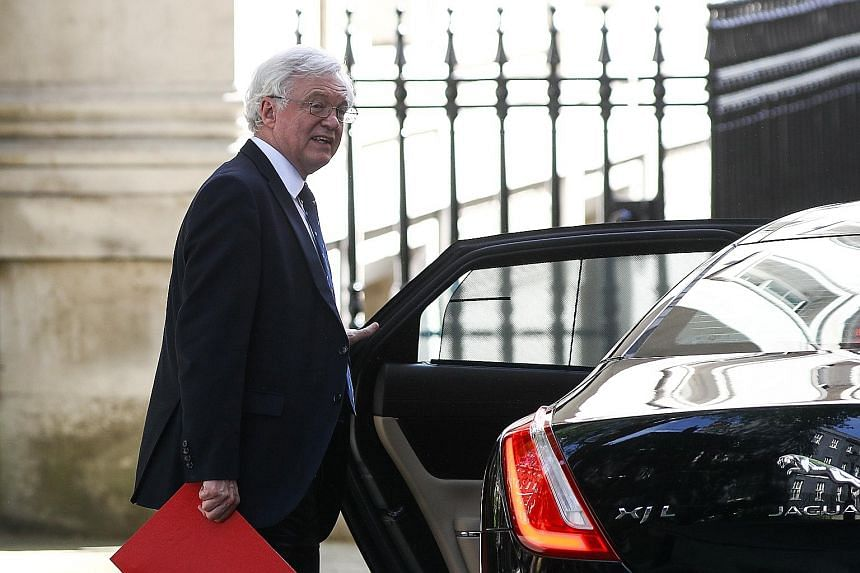 Brexit Secretary David Davis resigned late on Sunday, plunging Prime Minister Theresa May into a major crisis. In a report yesterday, the British Chambers of Commerce highlighted Brexit as a key factor behind sluggish growth in the British economy.