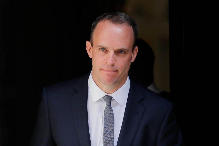Britain's new Brexit Minister Dominic Raab is among the ambitious younger Conservatives who have entered parliament over the last decade that are now knocking on the Cabinet door.