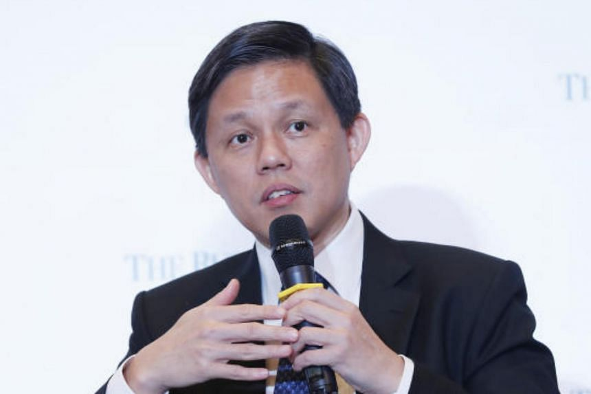 The EU-Singapore Free Trade Agreement will be on the agenda when Trade and Industry Minister Chan Chun Sing meets officials from the Council of the EU, European Commission and European Parliament while in Brussels.